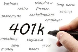 401k advantages