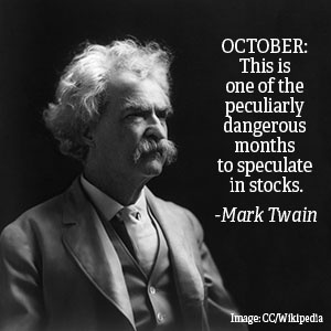 Mark Twain Investing Quotes