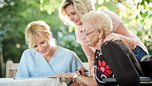 Where to Get Help with Caregiving - image
