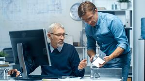 Working in retirement affects financial plan - image
