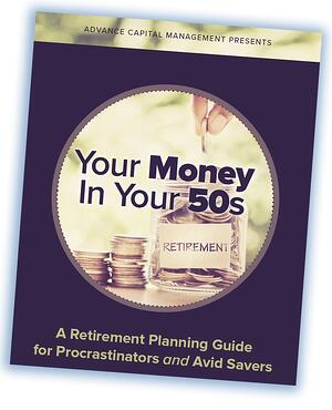 Your Money in Your 50s cover -tilt